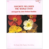 Favorite Melodies the World Over Level 1 (The