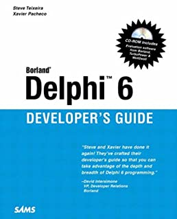 delphi 6 developer s guide sams developer s guides xavier pacheco rh amazon com delphi developer's guide to opengl delphi developer guide to opengl pdf
