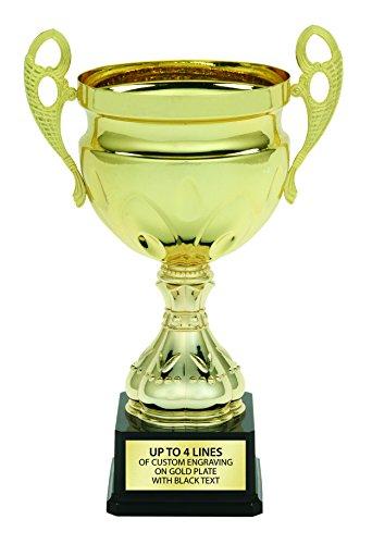 Lombardi Metal Cup Trophy, 16.25