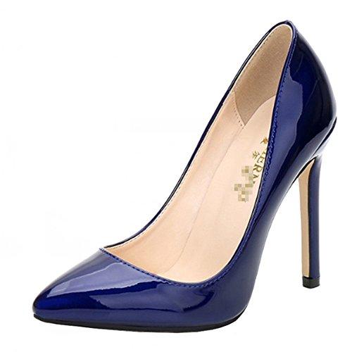 36 Maix011 Bleu EU Renly Femme pour Bleu Escarpins 5 qFddYxSw