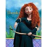 Hallmark Disney's Brave Thank-You Notes (8 Count)