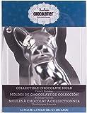 ChocoMaker(R) Chocolatier(TM) Metal 3D Chocolate Mold-French Bulldog 3.3''X5''X2.7''
