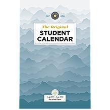 2017-18 Original Student Calendar