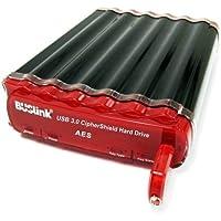BUSlink CipherShield 10TB 128-bit AES USB 3.0/eSATA Hardware Encrypted External Desktop Hard Drive