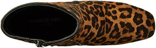 Kenneth Cole New York Womens Noelle Enkellaarsje Sahara Haarkalf