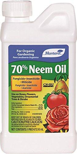 Monterey 70% Neem Oil 16oz