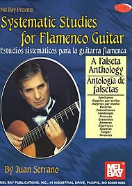 Systematic Studies for Flamenco Guitar Book/CD Set