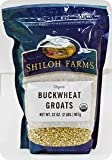 Shiloh Farms: Raw Buckwheat Groats 32 Oz (6 Pack)