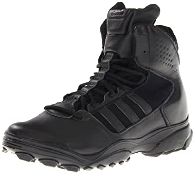 adidas Performance Men's GSG-9.7 Tactical Boot,Black/Black/Black,4 M US