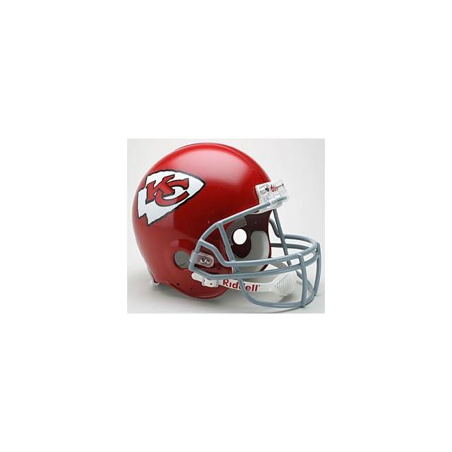 Kansas City Chiefs NFL 1963 73 Throwback Pro Line Helmet