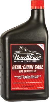 HardDrive Sportster Gear/Chaincase Oil - 1qt SPRTSTR GEAR