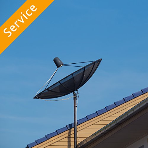 Outdoor HDTV Antenna Installation - Replacement - Pole (Tv Aerial Reception)