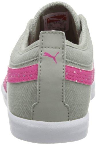 Puma grau Grigio Bluchertoe beetroot Elsu Gray limestone Donna Wn's 02 Canvas Sneaker Purple rwrF0qYx
