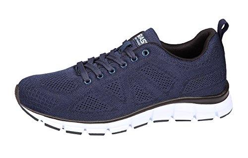 Boras 5203 Herren Sneakers Navy