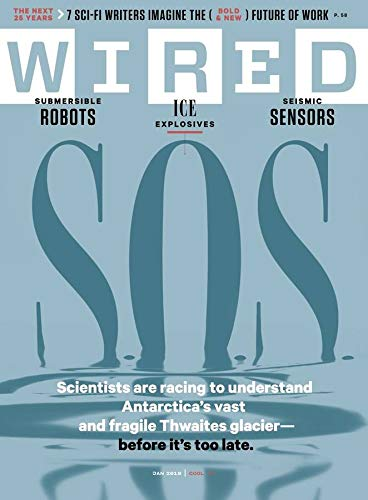 Magazines : Wired