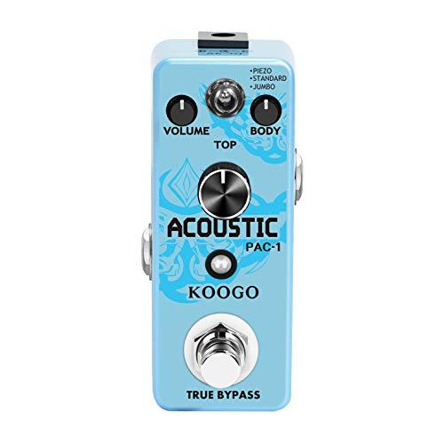 Koogo Guitar Acoustic Pedal
