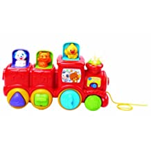 VTech Roll and Surprise Animal Train