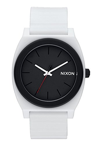 Nixon - Time Teller P - Star Wars Stormtrooper Collector's Edition - White Black Rubber Watch - A119SW-2243