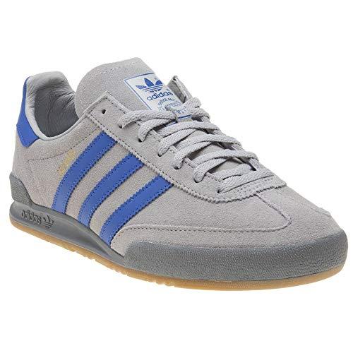 adidas Originals Jeans US 9.5 Grey Blu (Jeans Men Adidas)