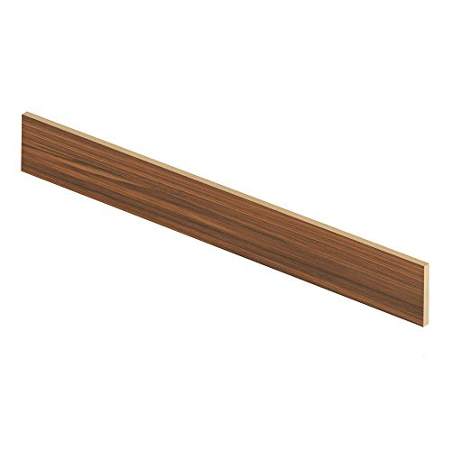 Deep Espresso Walnut 47 in. Length x 1/2 in. Depth x 7-3/8 in. Height Laminate Riser