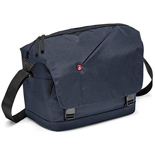 Manfrotto MB NX-M-IBU Blue Messenger Camera Bag for DSLR wit