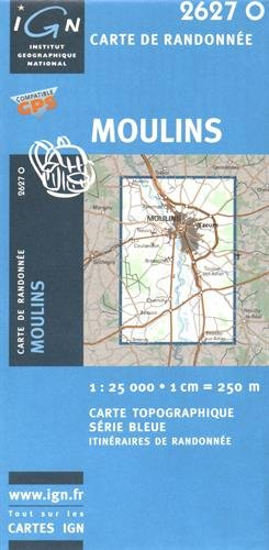 Moulins: IGN2627O pdf epub