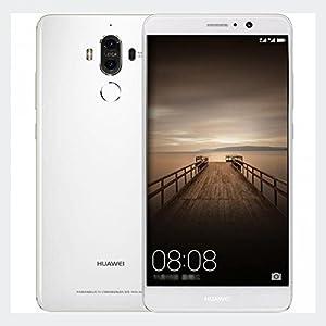 Huawei Mate 9 MHA-L29 4GB / 64GB 5.9-inch 4G LTE Dual SIM FACTORY UNLOCKED - International Stock No Warranty (MOCHA BROWN)