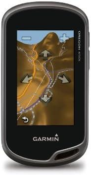 Garmin Oregon 650t 3-Inch Handheld GPS with 8MP Digital Camera US Topographic Maps