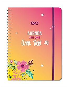 Agenda 2018-2019 Anna Todd: 28 (TANTANFAN): Amazon.es: Anna ...