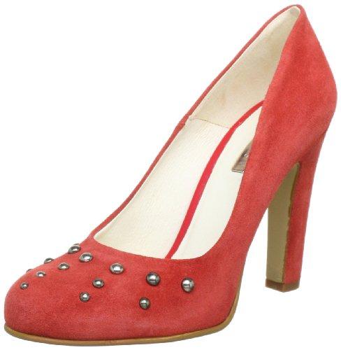 top W Femme Johannes Rouge Hi coral Slippers Siti Rot PqxatU