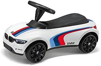 Bmw Original Baby Racer Iii Motorsport Rutscherfahrzeug 2017 2020 Mit Beleuchtung Amazon De Auto