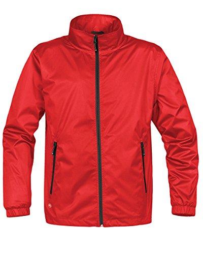 Stormtech - Sudadera con capucha - para mujer Sports Red/Black