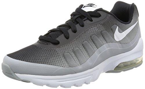 5e2127b3f2 Galleon - NIKE Men's Air Max Invigor Print Running Shoe, Black/White/Wolf  Grey, 6.5 D(M) US