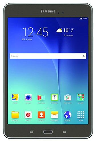 Samsung SM-T350NZAAXAC Galaxy Tablet A 8.0, Smoky Titanium