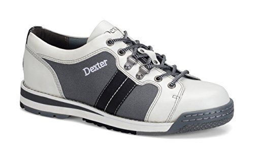 Dexter SST Tank Bowling Shoes, White/Grey/Black, 13.0 by Dexter