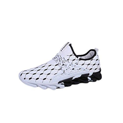 Sneakers Männlich Weiß HBOS Laufschuhe Running Atmungsaktive Schuhe Schuhe Herren Casual Pedal Blade Nasse Schuhe ww0IxaOq