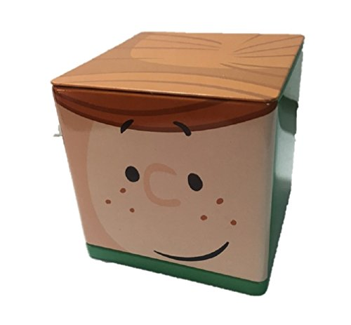 - Hallmark PAJ1163 Peanuts Peppermint Patty Cubeez Tin