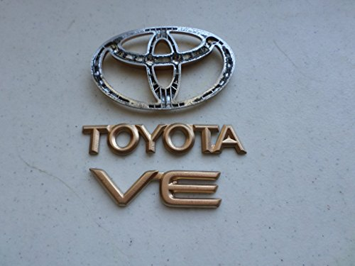 97-02-toyota-corolla-ve-gold-emblem-75431-12050-logo-75441-12770-badge-set-of-3