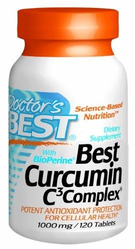 Doctors Best Absorption Curcumin BioPerine