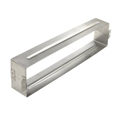 Deltana MSS005 MS211 and MS212 Stainless Steel Use Letter Box Sleeve for - Deltana Button Brass