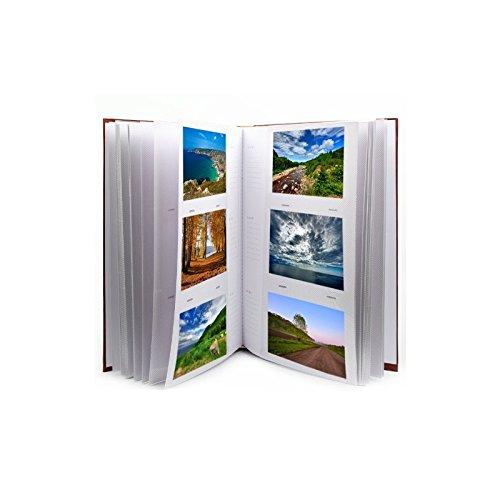 Lot de 3 albums photos Erica Marbr/é /à pochettes 11.5x15 pour 300 photos