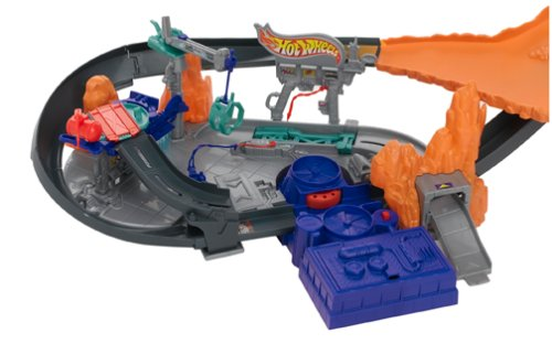 Amazon Hot Wheels T Wrecks Playset Toys Games