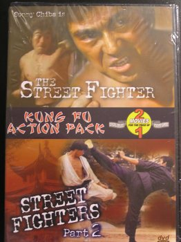 Amazon com: The Street Fighter / Street Fighters 2: Sonny