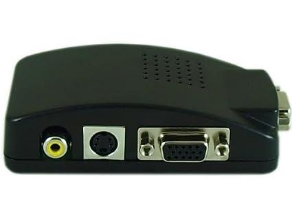 amazon com rca composite and s video to vga converter wide screen rh amazon com