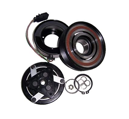 Amazon.com: VW Golf AC Compressor Clutch Assembly Replacement for VW # 0J08220811L A/C: Automotive
