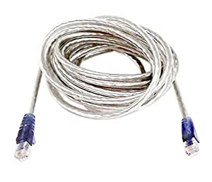 Belkin High-Speed Internet Modem Cable with Signal Exact Twist Technology, RJ11M/M (15 Feet)