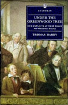 Book Under The Greenwood Tree and Humerous Stories