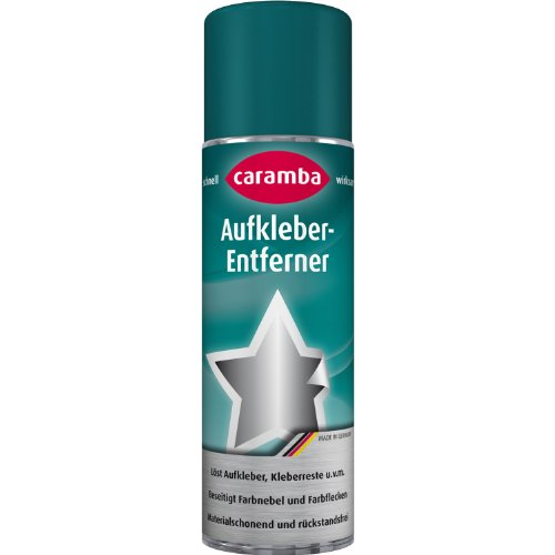 Caramba 696502 Aufkleberentferner, 250 ml
