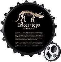 Abrebotellas de definición de Triceratops