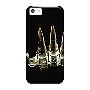 Hot Covers Cases For Iphone/ 5c Cases Covers Skin - Text Ammunition Conew1